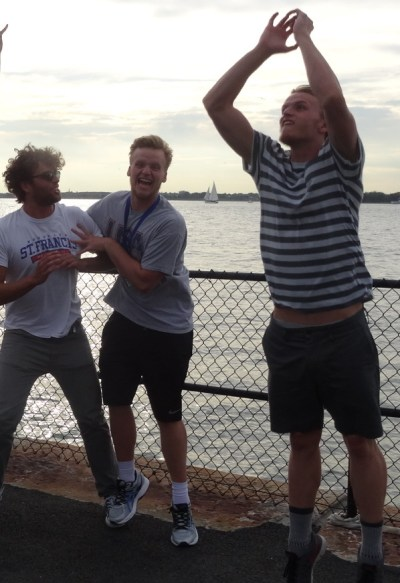 Caleb, Jonas and Liam Veazey