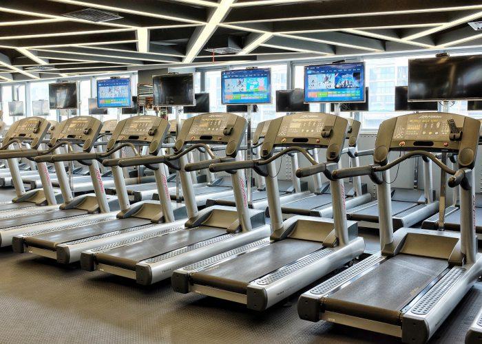 Fitness Gym Treadmill
