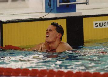 Alexander Popov 1996 Olympics by Tim Morse