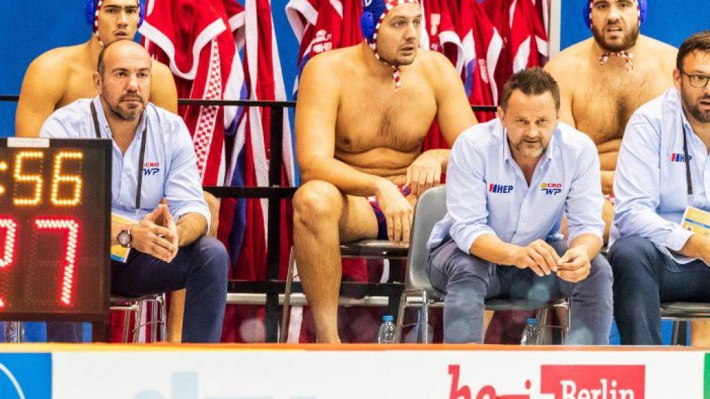 12-09-2018: Waterpolo: Berlin FINA Men's Water Polo World Cups 2018