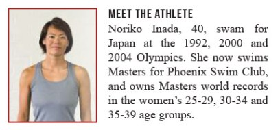 dryside training meet the athlete Noriko Inada