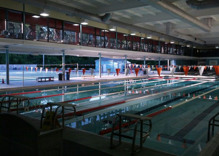 Meadowbrook swim pool - indoor and outdoor pools