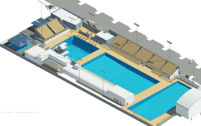ISHOF Pool Renovation