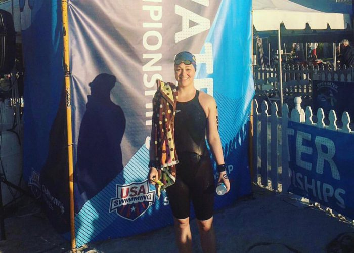 libby-walker-open-water-nationals-kansas-university