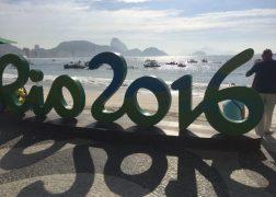 Alexander Popov involved with Rio Olympics