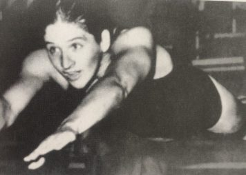 Dawn Fraser's dive into glory