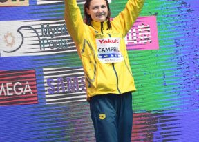 catecampbell3GWANGJU Cate Campbell double wave
