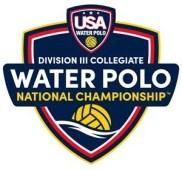 USA Water Polo logo DIII National Championship