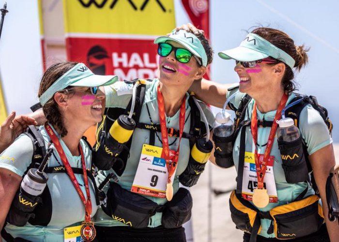LaureManaudouHalf Marathon Des Sables Peru