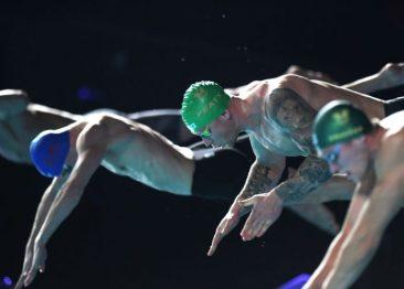 Swimming World January 2020 - World and American Progression Times - 02 adam-peaty-by GM D'Alberto
