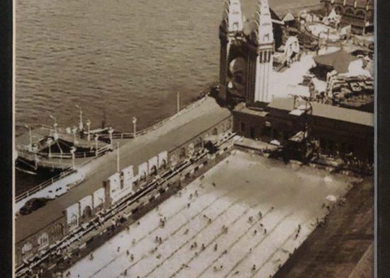 Nth Sydney Pool Circa 1940s