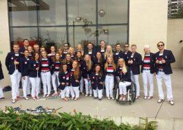 2016 U.S. Paralympic Swim Team