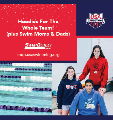 Swim Outlet USA Swimming 2020 ad