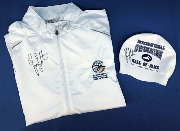 Ryan-Lochte-Autographed-Jacket-and-Cap-for-Silent-auction-2019