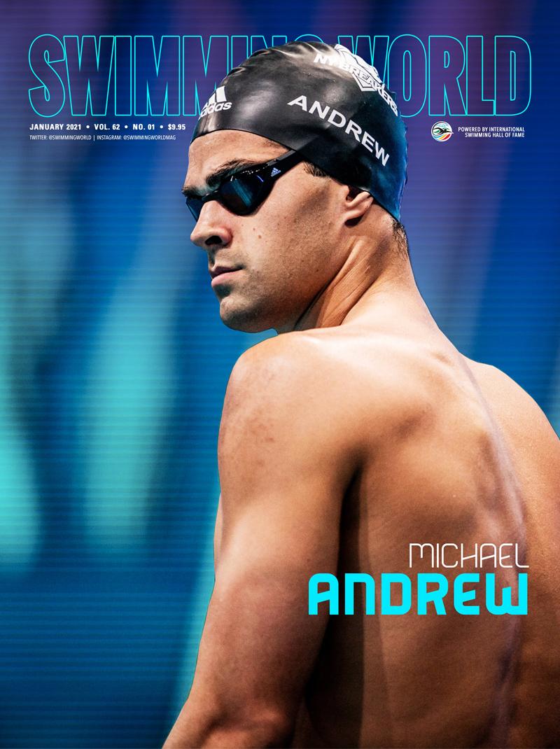 SW January Cover Teaser - Michael Andrew