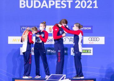 Great Britain women European Championships