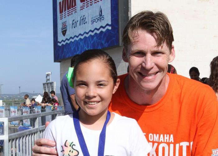 San Antonio, Texas A Swimming Hub For The Elite & The Novice