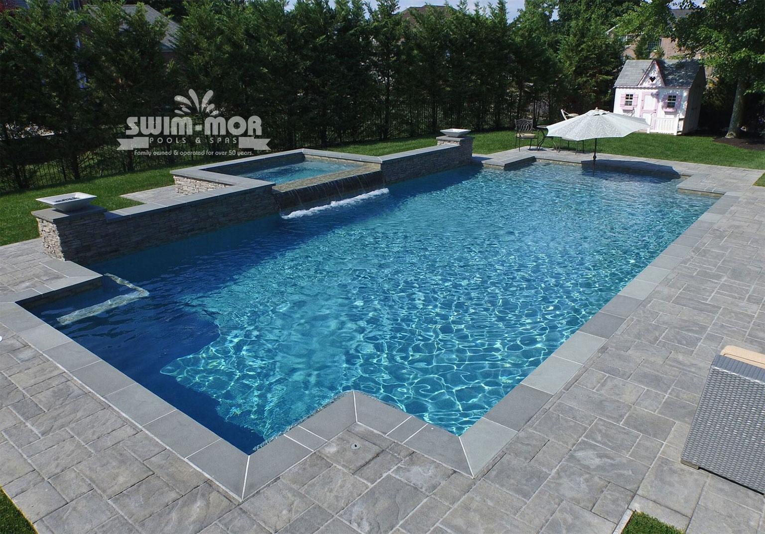 classic pool designs swim mor pools