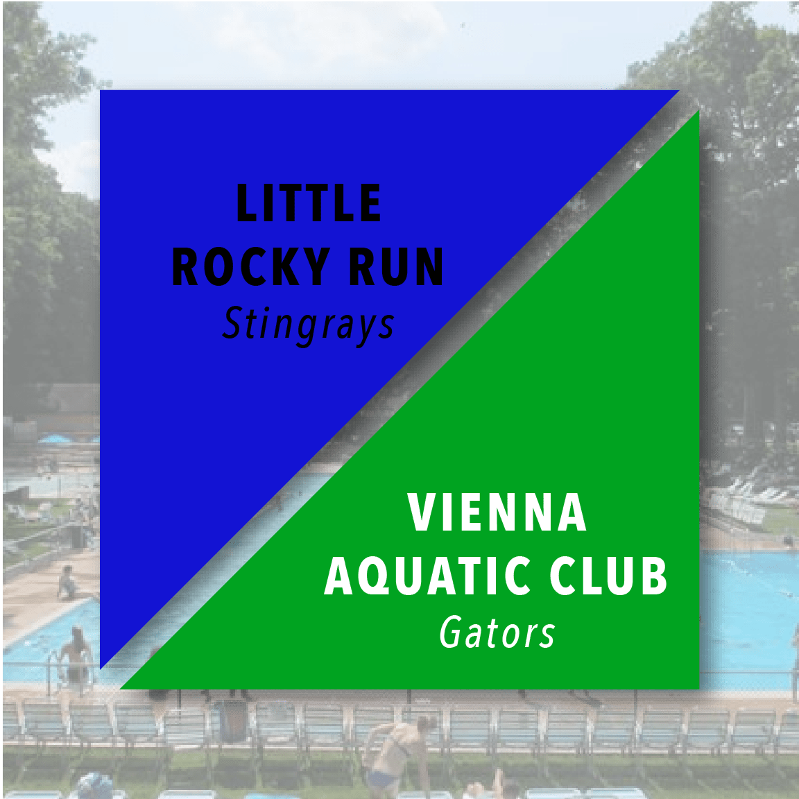 2018 Little Rocky Run @ Vienna Aquatic Club Relays