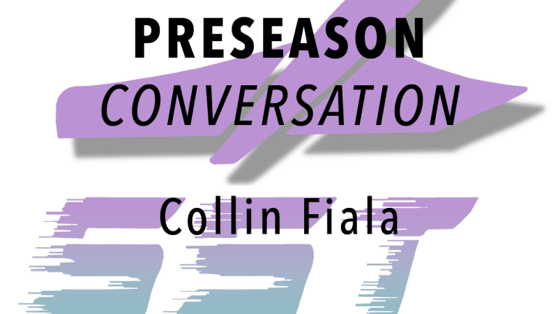 Preseason Conversation with Sully Station Head Coach: Collin Fiala