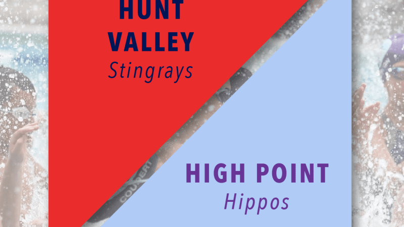 Wk 2 Meet of the Week: Hunt Valley @ High Point Pool