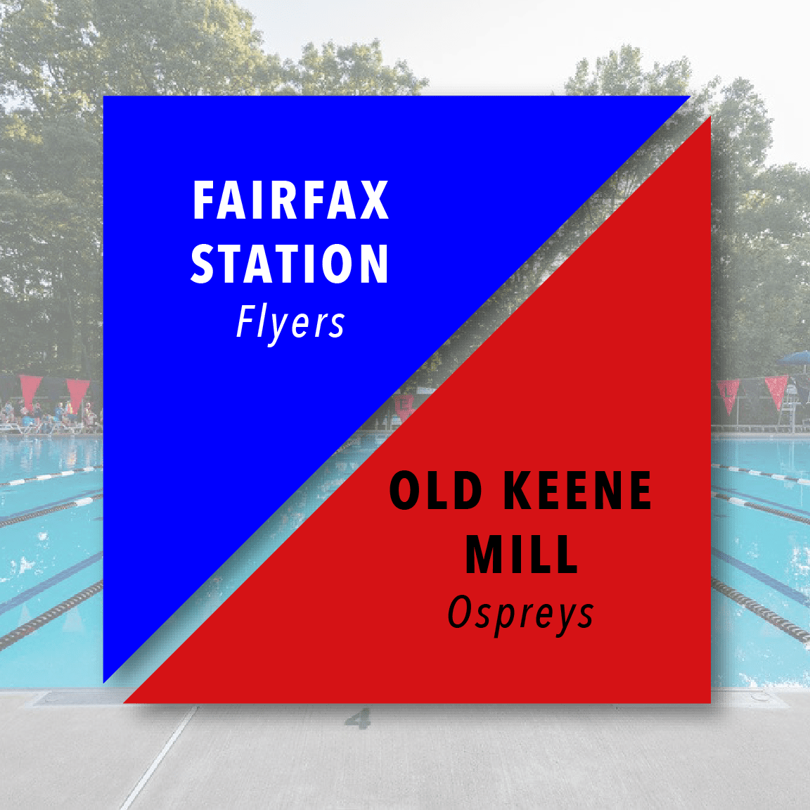2018 Fairfax Station @ Old Keene Mill Relays