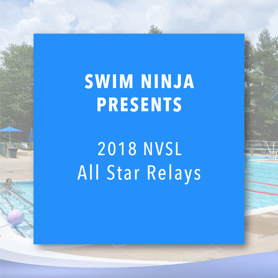 2018 NVSL All Star Relays: Freestyle