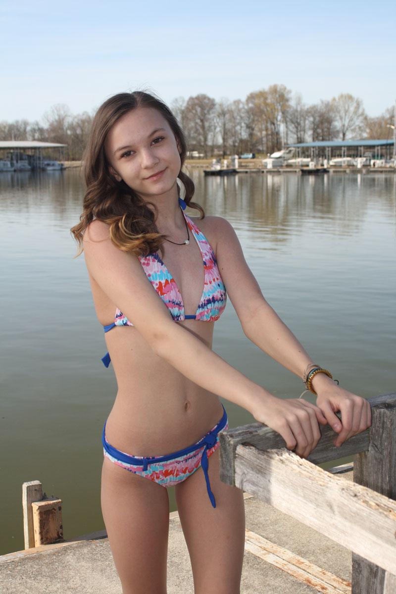 Swim Rags Model Faith  Swim Rags Swimwear  Beach Apparel