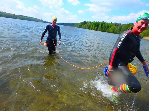 SwimRun Revierguide , HEAD Swimming