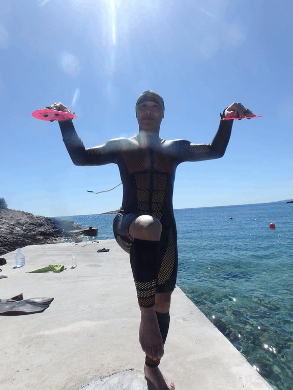 Hvar 2018 Testing 4 - Foto: SwimRun Germany