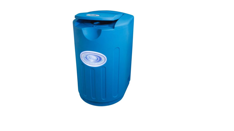 NEXT GENERATION SWIMSUIT DRYER – WALL MOUNTED – AZURE BLUE