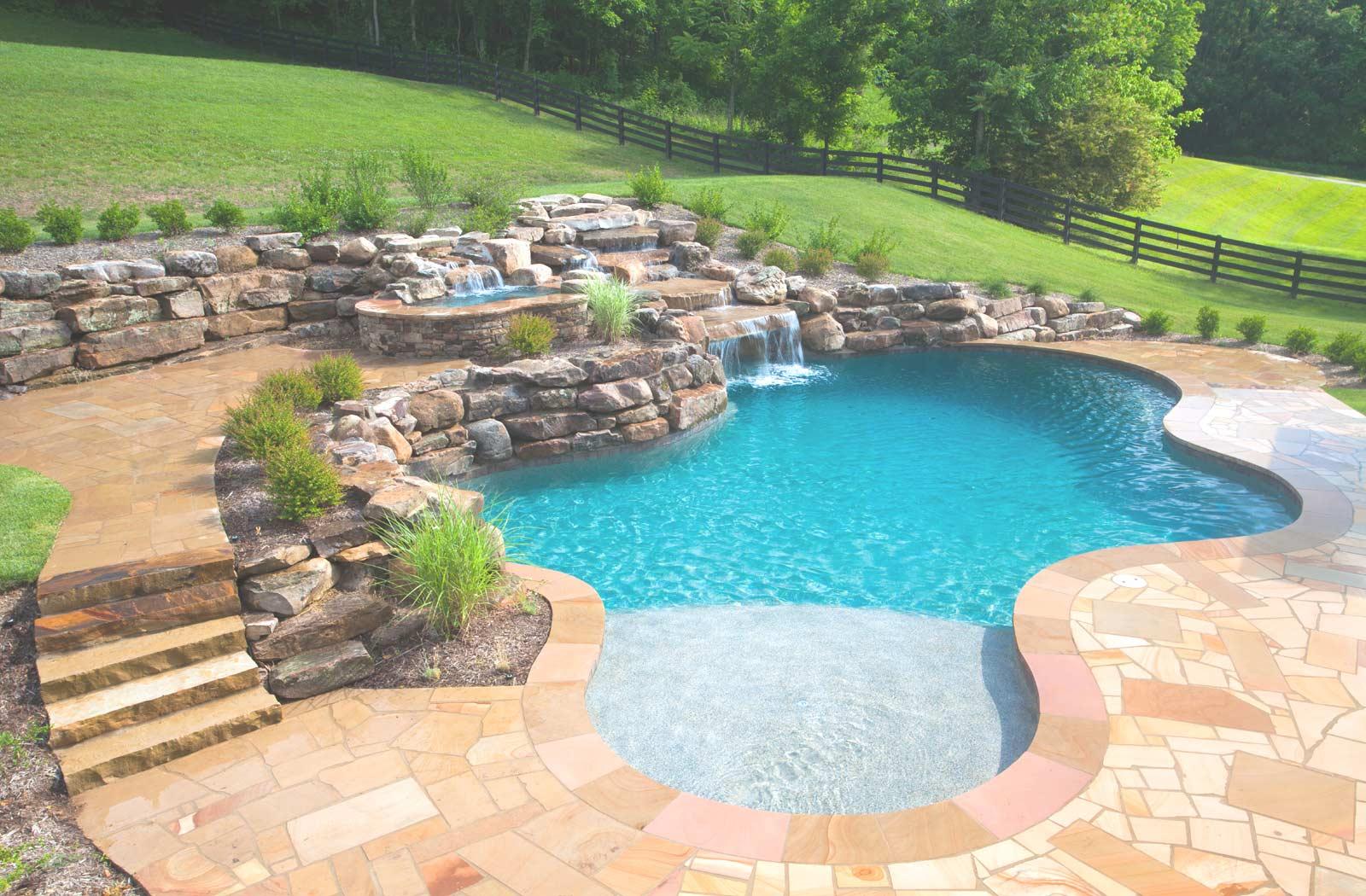 Inground Pool Gallatin