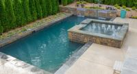 Trilogy Fiberglass Pools: Shapes and Finishes