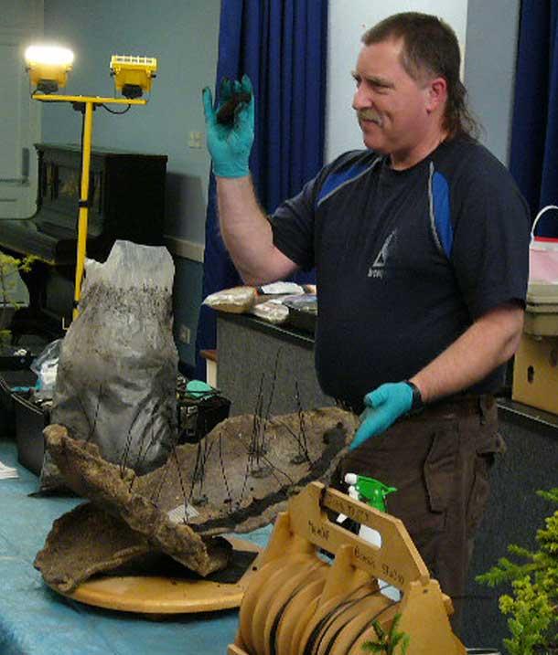 John Trott - Mendip bonsai