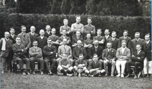 Ashton Keynes Team Photo 1921