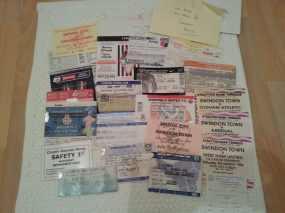 Match tickets