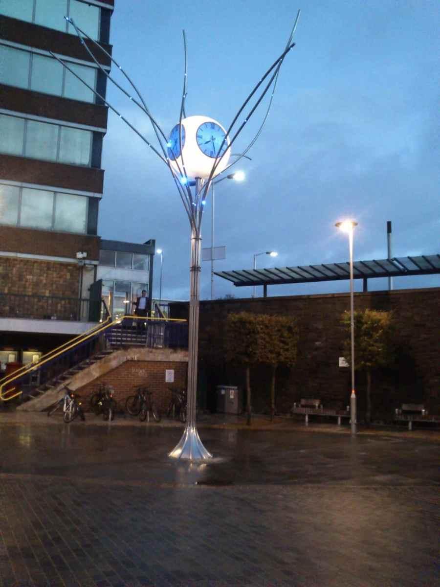 Swindon Jubilee clock