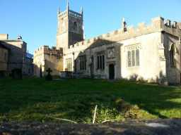 St Mary's Church Lydiard Park_2