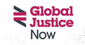 Global Justice Now logo
