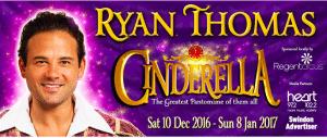 Cinderella at the wyvern in swindon