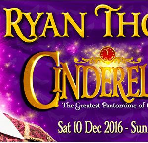 Cinderella at the wyvern in swindon
