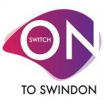 Switch on to Swindon logo