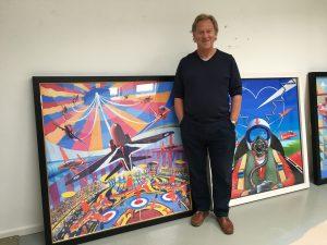 David Bent and 'Circus'