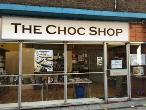 The Choc Shop exterior