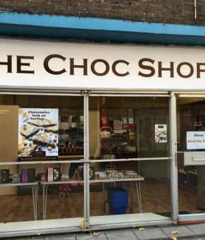 The Choc Shop exterior