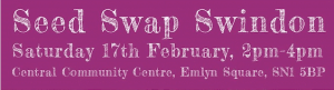 Seed swap banner