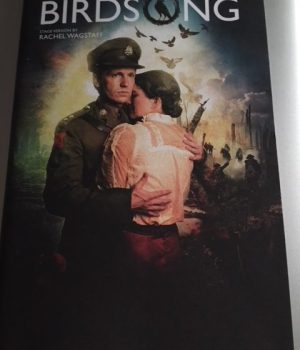 front cover of Birdsong programme