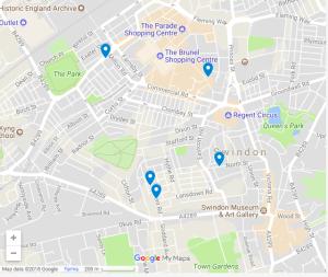 Swindons blue plaques