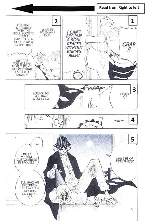 Joe and Jenny's beginner's guide to Manga