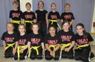 Swindon Kids Kickboxing Classes